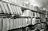 october 1987 File Photo - Montreal (Qc) Canada -  rare books
