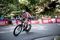 Carl Fredrik Hagen (NOR/Lotto-Soudal)<br /> <br /> stage 10 (ITT): Jurançon to Pau (36.2km > in FRANCE)<br /> La Vuelta 2019<br /> <br /> ©kramon