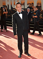 """LOS ANGELES, USA. July 23, 2019: Nicholas Hammond at the premiere of """"Once Upon A Time In Hollywood"""" at the TCL Chinese Theatre.<br /> Picture: Paul Smith/Featureflash"""