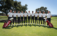 Stanford M Golf Portraits and Team Photo 2019