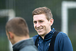 St Johnstone Training…04.07.17<br />Blair Alston enjoying training this morning before flying out to Lithunania for Thursday nights Europa League second leg qualifyer ahainst FK Trakai.<br />Picture by Graeme Hart.<br />Copyright Perthshire Picture Agency<br />Tel: 01738 623350  Mobile: 07990 594431
