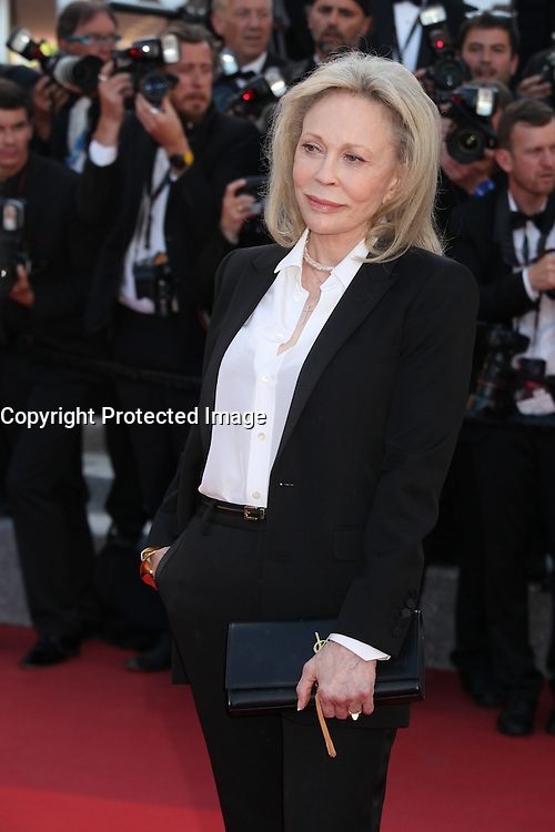 FAYE DUNAWAY - RED CARPET OF THE FILM 'THE LAST FACE' AT THE 69TH FESTIVAL OF CANNES 2016