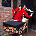 GOLD Restaurant worked with Red Hot Events to create a party environment for Amazon's 2,000 young Call Center employees.  This included closing Bennet Street and putting up a marquee outside the Restaurant.