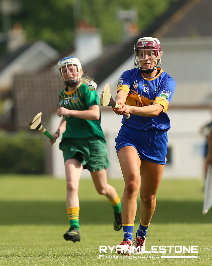 Tipperary's Orla O' Dwyer during the Liberty Insurance All Ireland Senior Camogie Championship Round 1 between Tipperary and Meath at the Ragg, Co Tipperary. Photo By Michael P Ryan.