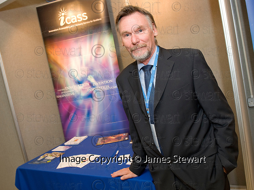 Falkirk Business Exhibition 2011<br /> ICASS