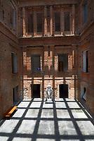 Museu Pinacoteca do Estado, no Parque da Luz. Obra de Ramos de Azevedo.<br /> São Paulo. 2019. Foto Daniel Cymbalista