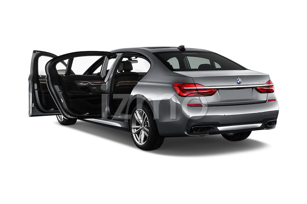 Car images of 2016 BMW 7 Series M Sport 4 Door Sedan Doors