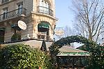 Exterior, Le Closerie, Paris, France, Europe