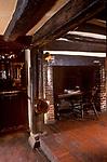 The Village Pub. The Bull, Ticehurst, Sussex,  England 1990s 1991