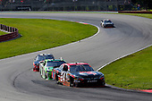 NASCAR XFINITY Series<br /> Mid-Ohio Challenge<br /> Mid-Ohio Sports Car Course, Lexington, OH USA<br /> Saturday 12 August 2017<br /> Dylan Lupton, Nut Up Toyota Camry and Regan Smith, Interstate Batteries Toyota Camry<br /> World Copyright: Russell LaBounty<br /> LAT Images