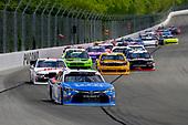 #18: Kyle Busch, Joe Gibbs Racing, Toyota Camry Comcast Salute to Service Juniper