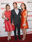 Vera Farmiga,Max Thieriot and Olivia Cooke attends The Premiere Party for A&E's Those Who Kill and Season 2 of Bates Motel held at Warwick in Hollywood, California on February 26,2014                                                                               © 2014 Hollywood Press Agency