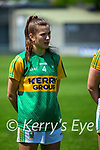 Ciara Murphy, Kerry in the Lidl Ladies National Football League Division 2A Round 2 at Austin Stack Park, Tralee on Sunday.