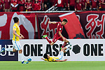 Shanghai SIPG FC (CHN) vs Jiangsu FC (CHN) during the AFC Champions League 2017 Round of 16 match at the Shanghai Stadium on 24 May 2017 in Shanghai, China. Photo by Marcio Rodrigo Machado / Power Sport Images