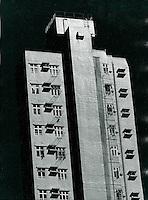 Wohnblock in Hongkong 1977