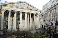 GREAT BRITAIN, London, stock exchange / GROSSBRITANNIEN, London, Boerse