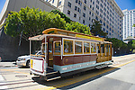Trolley in the City