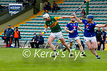 Shane Nolan, Kerry in action against Martin O'Brien, Wicklow in the Allianz National Hurling League Division 2A Round 4 at Austin Stack Park, Tralee on Saturday.