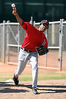 Fabio Martinez - Los Angeles Angels 2009 Instructional League. .Photo by:  Bill Mitchell/Four Seam Images..