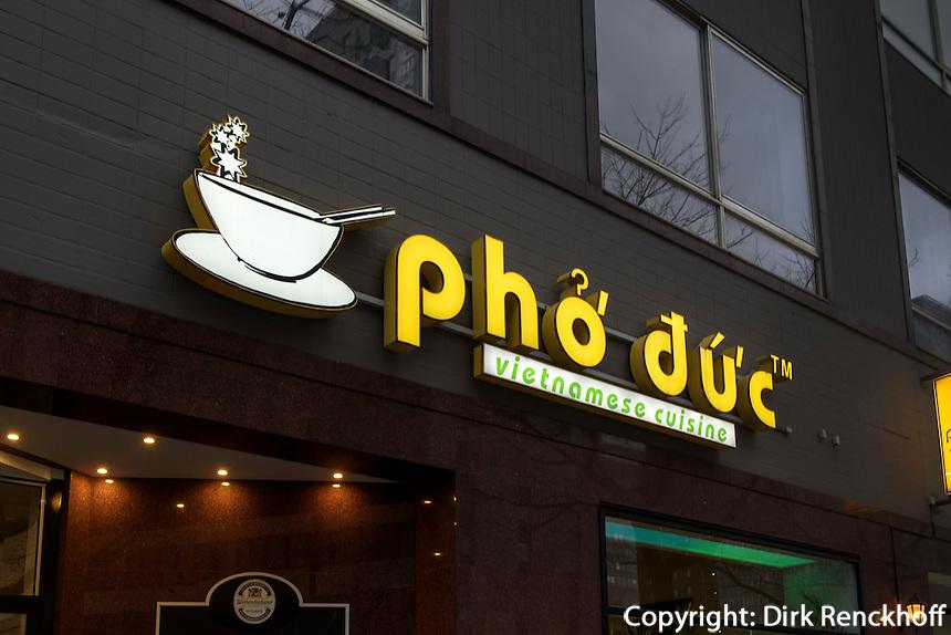 Vietnamesisches Restaurant Pho Duc, Steindam 103, Hamburg, Deutschland