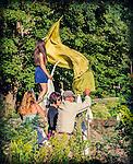 8.23.13 - Planting a Flag...