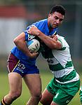 Fox Memorial Rugby League, Howick Hornets v Pt Chevalier Pirates, Paparoa Park, Auckland, Saturday 5th August 2017. Photo: Simon Watts / www.bwmedia.co.nz