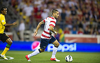 Columbus, Ohio - Tuesday, September 11, 2012: The USA defeated Jamaica 1-0 in the first round of World Cup Qualifying at Columbus Crew Stadium.