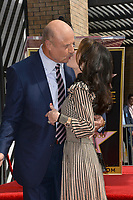 LOS ANGELES, CA. February 21, 2020: Dr. Phil McGraw & Robin McGraw at the Hollywood Walk of Fame Star Ceremony honoring Dr Phil McGraw.<br /> Pictures: Paul Smith/Featureflash