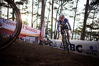 Jeremy Powers (USA/Rapha-Focus)<br /> <br /> UCI Cyclocross World Cup Heusden-Zolder 2015