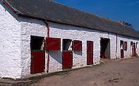 Großbritannien, Wales, Bauernhaus bei Castle Carreg Cennen