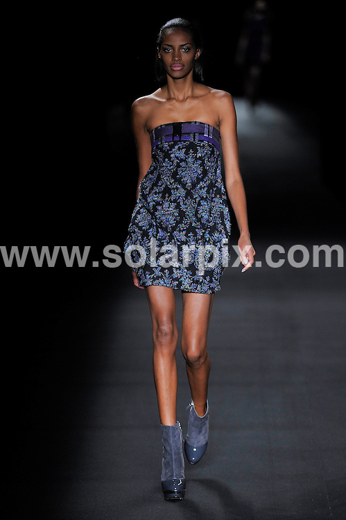 **ALL ROUND PICTURES FROM SOLARPIX.COM**.**SYNDICATION RIGHTS FOR UK AND SPAIN ONLY**.models at the Cori Winter 2010 catwalk fashion show during the Sao Paulo Fashion Week. Sao Paulo, Brazil. 18 January 2010..This pic: Cori show..JOB REF: 10493 PRT        DATE: 18_01_2010.**MUST CREDIT SOLARPIX.COM OR DOUBLE FEE WILL BE CHARGED**.**MUST NOTIFY SOLARPIX OF ONLINE USAGE**.**CALL US ON: +34 952 811 768 or LOW RATE FROM UK 0844 617 7637**