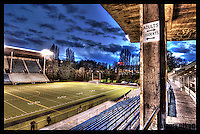 Memorial Stadium @ Seattle Center, HDR #001