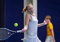 Hilversum, Netherlands, December 2, 2018, Winter Youth Circuit Masters, Sophie Schouten (NED)<br /> Photo: Tennisimages/Henk Koster