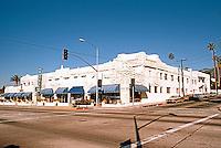 Los Angeles: Aztec Hotel, Monrovia, 1925. Robert Stacy-Judd. Photo '87.