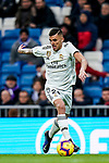 Daniel Ceballos Fernandez, D Ceballos, of Real Madrid in action during the La Liga 2018-19 match between Real Madrid and Rayo Vallencano at Estadio Santiago Bernabeu on December 15 2018 in Madrid, Spain. Photo by Diego Souto / Power Sport Images