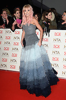 Helen George<br /> at the National TV Awards 2017 held at the O2 Arena, Greenwich, London.<br /> <br /> <br /> ©Ash Knotek  D3221  25/01/2017