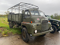A cache of 38 classic cars, lorries, motorcycles and tractors spanning six decades are for sale