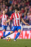 Tiago Cardoso Mendes of Atletico de Madrid in action during the La Liga match between Atletico de Madrid and RCD Espanyol at the Vicente Calderón Stadium on 03 November 2016 in Madrid, Spain. Photo by Diego Gonzalez Souto / Power Sport Images