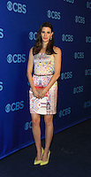 Meghan Ory at the CBS Upfront on May 15, 2013 at Lincoln Center, New York City, New York. (Photo by Sue Coflin/Max Photos)