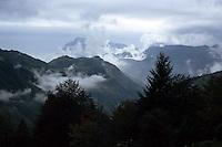Montagna. Mountain. La Val Trompia è una valle della provincia di Brescia..The Valtrompia is a valley in the province of Brescia.....