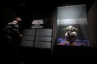 Roma 27-10-2016. Vittoriano. Mostra 'Guerre Stellari play' di una collezione privata<br /> Rome 27th October 2016. Vittoriano. Exhibition 'Star Wars play' from a private collection<br /> Foto Samantha Zucchi Insidefoto