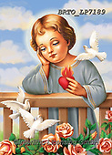Alfredo, EASTER RELIGIOUS, OSTERN RELIGIÖS, PASCUA RELIGIOSA, paintings+++++,BRTOLP7189,#er#, EVERYDAY