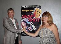 06-27-14 Snapshot - Robert, Joyce Borneman - Manhattan Film Festival