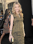 Michelle Pfeiffer at The Warner Bros. L.A. Premiere of DARK SHADOWS held at The Grauman's Chinese Theatre in Hollywood, California on May 07,2012                                                                               © 2012 Hollywood Press Agency