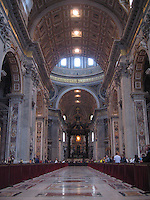 St. Peter's Church - Vatican City