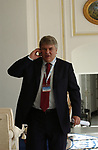 L'AMBASCIATORE RUSSO ALEXEY MESHKOV <br /> CONVEGNO GIOVANI IMPRENDITORI DI CONFINDUSTRIA<br /> CAPRI 2005
