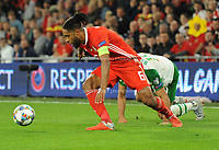 Wales v Republic of Ireland International football<br /> <br /> <br />  during the UEFA Nations league match between Wales and the Republic of Ireland at the Cardiff City Stadium, Cardiff, Wales on Thursday 6th Sept 2018<br /> <br /> <br /> Jeff Thomas Photography -<br /> www.jaypics.photoshelter.com -<br /> e-mail swansea1001@hotmail.co.uk -<br /> Mob: 07837 386244