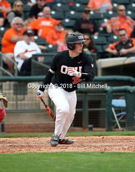 Adley Rutschman - 2018 - Oregon State Beavers (Bill Mitchell)