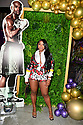 MIAMI GARDENS, FL - JUNE 06: TReginae Carter attends Floyd Mayweather vs Logan Paul pre-fight VIP party at Hardrock stadium North Sildeline Club on June 6, 2021 in Miami Gardens, Florida.  ( Photo by Johnny Louis / jlnphotography.com )