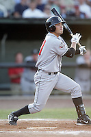 August 11, 2009: John Dao of the Billings Mustangs.The Mustangs are the Pioneer League affiliate for the Cincinnati Reds. Photo by: Chris Proctor/Four Seam Images